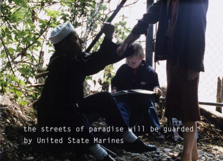 La marche des Marines
