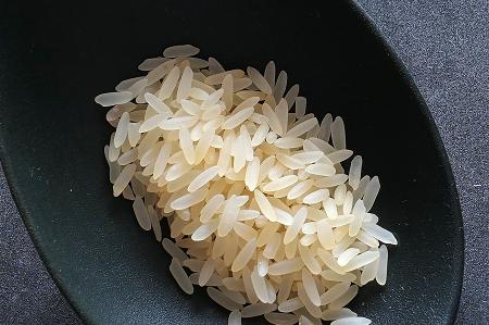 La vapeur du riz