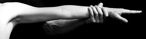 Le poids de la main